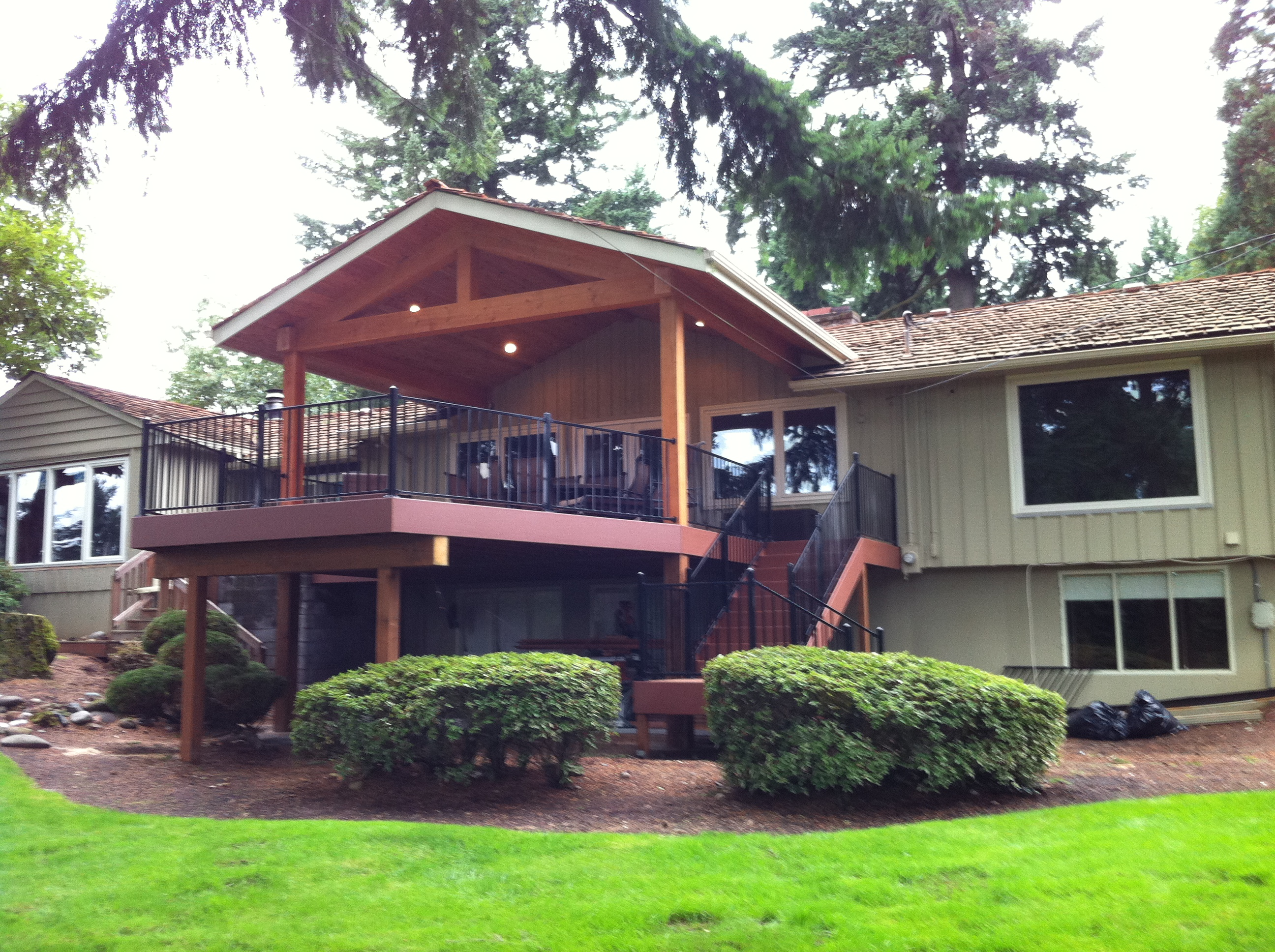 Firstenburg Deck and Patio Cover
